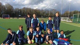 Match Report BU12s v Camberley & Farnborough