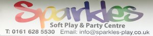 SPONSORS SPOTLIGHT - SPARKLES (Soft play & party centre)