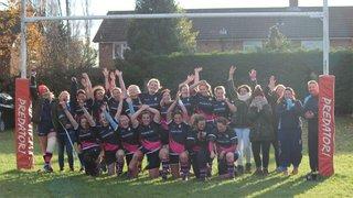 St Neots Ladies 12 - 10 Welwyn Ladies