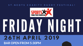 ⭐️CHARITY RUGBY FESTIVAL ⭐️