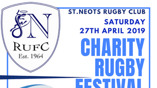 ⭐️CHARITY RUGBY FESTIVAL - SATURDAY DAY⭐️