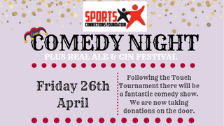 Charity Comedy Night