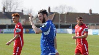 McAuley departs Blues