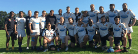 Men's Second XV