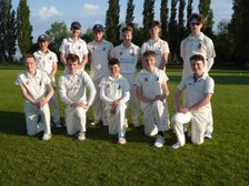 U15s vs Bicester & North Oxford CC