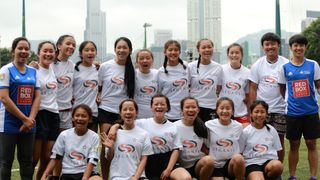 Lao's U16 girls rugby team, Segantii Lao Nagas, competed in Hong Kong for the first time