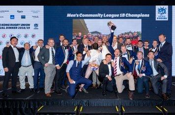 The Maruders | Mens Community League 1B Winners