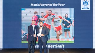 Luke van der Smit | HKRU Men's Player of the Year Award