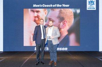 Brett Wilkinson | Men's Coach of the Year