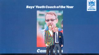 Cam Adams | HKRU Boy's Youth Coach of the Year