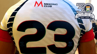 Sandy Bay Continues Support of Mekong Club