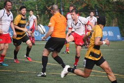 Marauders open account with dominant win