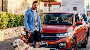 Experience the Stunning New Volkswagen T-Cross with Sandy Bay