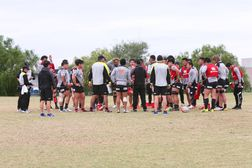 Rams welcome Japan's Wolfpack to Keys road