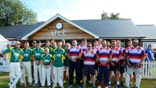 Annual Chris Cooper Memorial Cricket Match on Friday 13th July