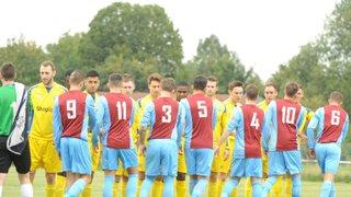 Milton First Team vs Ascot (5-9-15)