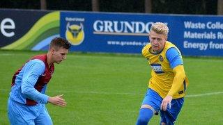 Milton First Team vs Abingdon United