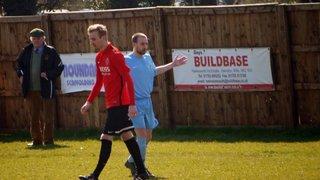 Milton United 1st Team v Highworth Town - 2nd April 2016
