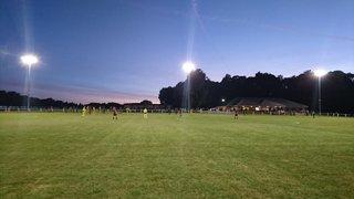 Milton United 1st Team v Ascot United - Fri  5 Aug 2016