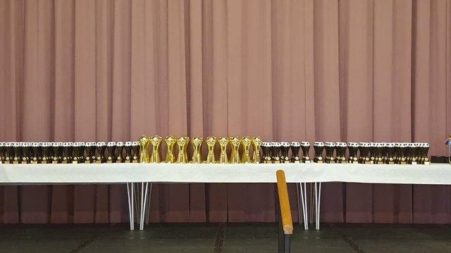 Presentation Night - Award Winners