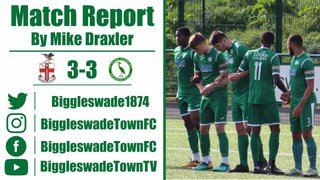 AND AGAIN!! (Match Report)