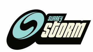 Surrey Storm U15 School Sports Games Squad