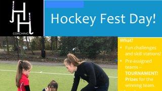 Hockey Fest Day