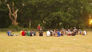 Training - Thursday 26th July