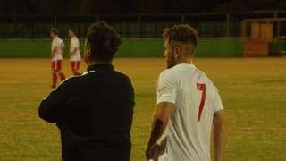 Away vs Abingdon Town FC
