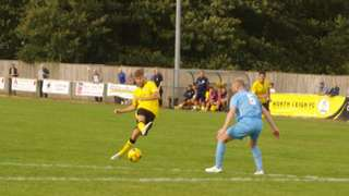 Home vs Corby Town