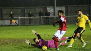 Away vs Didcot Town