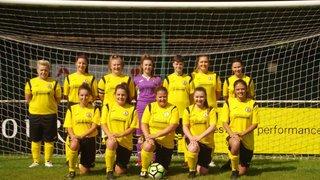 North Leigh Ladies 7 - 1 Haddenham Ladies