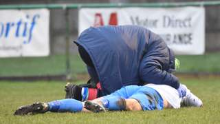 North Leigh 1 - 1 Berkhamsted
