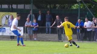 North Leigh 1 - 2 Berkhamsted