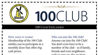 Introducing the new North Leigh 100 Club
