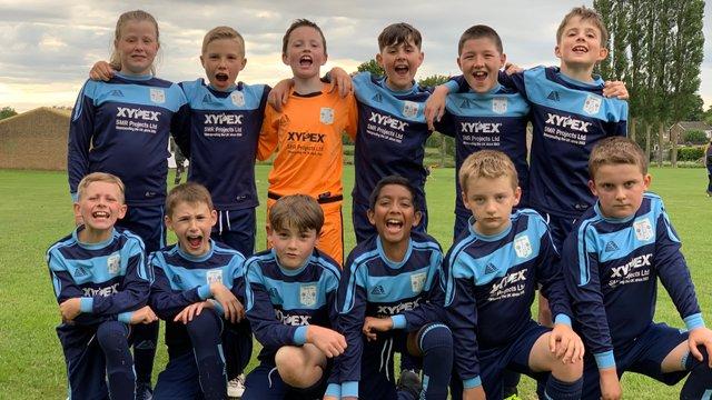 Bloxham Rangers FC - U11s