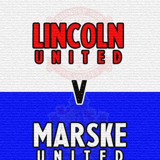Marske have a dominant first half to overcome Lincoln United