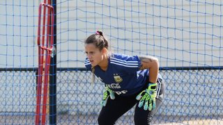 An Interview With Laurina Oliveros, Argentina Women's National Team Goalkeeper
