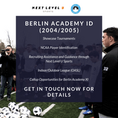 Introducing Berlin Academy ID (2004/2005)