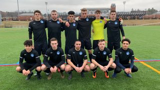 Berlin Academy XI Boys makes a statement with its very first official game