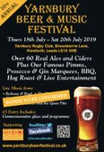 Yarnbury Beer & Music Festival 2019 - UPDATED