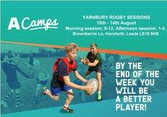 Rugby Summer Camp at Yarnbury