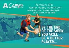 Yarnbury Easter Rugby Roadshow