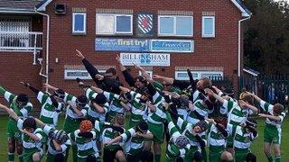 Billingham U14s Spartans