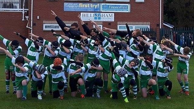 Billingham U15s Spartans