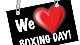 Boxing Day Match v Market Harborough