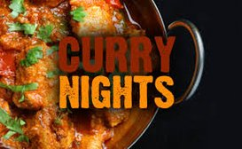 Curry and Quiz Night - Friday 25th October