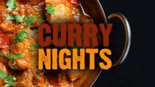 KRFC Girls Rugby ·  Curry Night