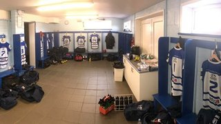 New look Main Changing Room