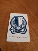 REMINDER about KRFC Membership Cards